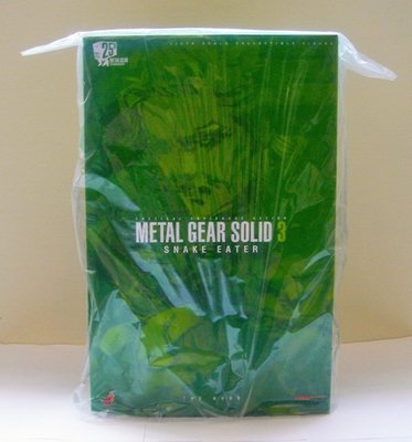 Hot Toys Metal Gear Solid 潛龍諜影 3 食蛇者 MGS 3 MGS3 The Boss 1/6