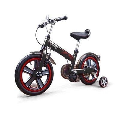 ☆ 恩祐小舖-兒童MINI COOPER原廠授權兒童14吋腳踏車[型號MVB151121 @ 【嬰兒系列】