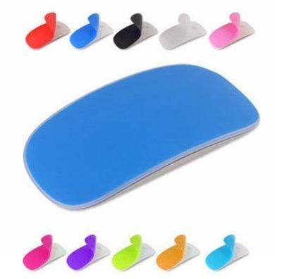 【簡單易貼】蘋果 Macbook Magic Mouse 1 2 質感 滑鼠 貼膜 防刮 矽膠保護膜 鼠標膜 保護貼