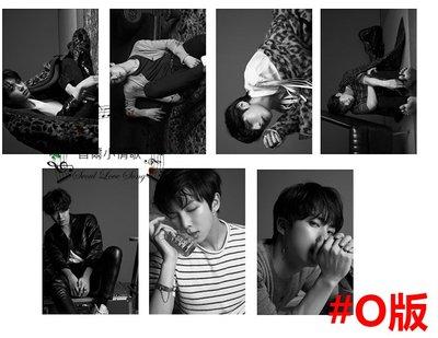 【首爾小情歌】BTS LOVE YOURSELF轉'TEAR'  團體款 透明磨砂小卡 小卡組 小卡片 應援#O版