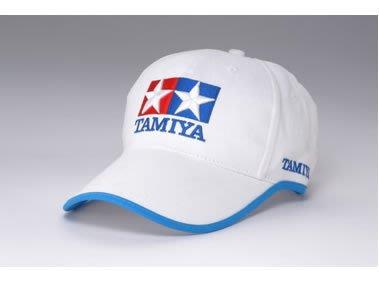 TAMIYA 田宮 TAMIYA SPORTS CAP II WHITE 運動帽 白色 66974