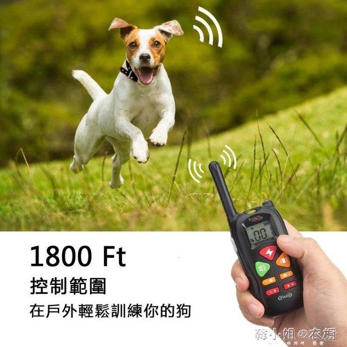 「現貨」 電子寵物訓練器止吠器馴狗器寵物遙控訓狗器igo