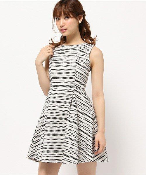 Jill by Jill Stuart正品 白色刺繡綁帶洋裝 日本專櫃 M號