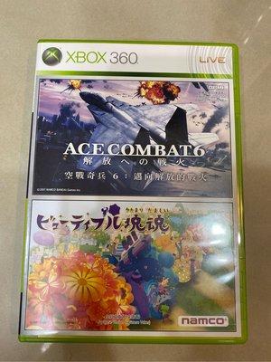 XBOX 360 遊戲片 空戰奇兵6 二手遊戲片