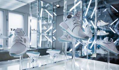 adidas Consortium x TITOLO NMD XR1 Trail 瑞士潮牌聯名 蘇黎士雪山概念US10