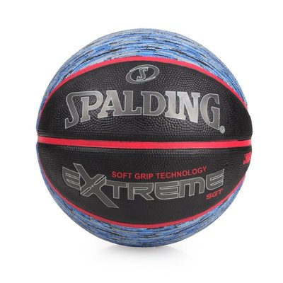 SPALDING SGT-Rubber 籃球 (戶外 運動 7號球 斯伯丁【99301780】≡排汗專家≡
