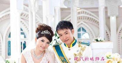 現代新娘飾品 項鍊 新娘秘書 伴娘飾品...