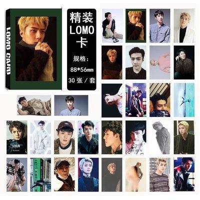 【首爾小情歌】EXO EXODUS Sehun 世勳 吳世勛 個人款04 LOMO 30張卡片 小卡組