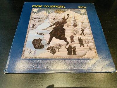 LP黑膠唱片 ﹣ TIME NO LONGER / KAZU MATSUI / 美版