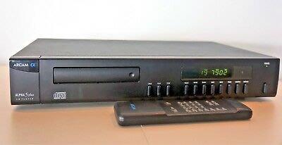 192.英國製 ARCAM ALPHA 5plus高階CD播放機特價12000元
