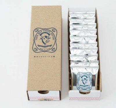 北海道名品館 東京起司工廠 海鹽起司牛奶餅乾 東京 MILK CHEESE FACTORY 牛奶起司餅乾 海鹽起司 現貨