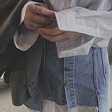 韓國官網 0305 142 正韓 100% 春夏 質感 戒指 飾品