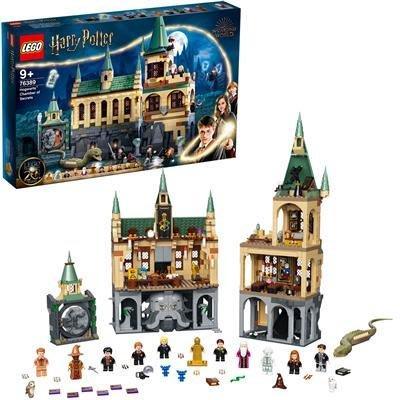 現貨 LEGO 樂高 76389 Harry Potter 哈利波特系列 消失的密室 全新未拆 公司貨
