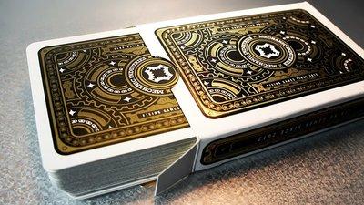 [fun magic] Mechanic Shiner Deck Limited Edition 機械撲克牌 齒輪撲克牌