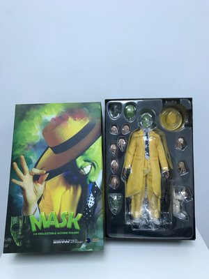 The Mask Deluxe scale Figure 1/6