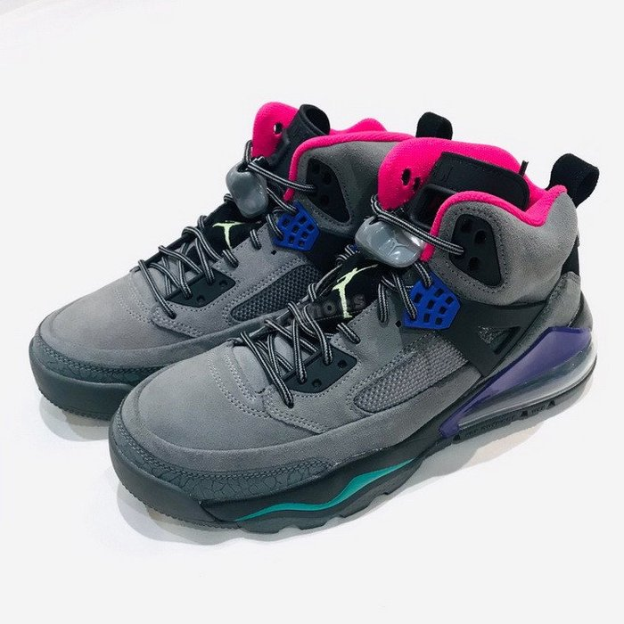 【Dr.Shoes】Nike Jordan Spizike 270 灰色 氣墊 低筒 籃球鞋 男鞋 CT1014-002