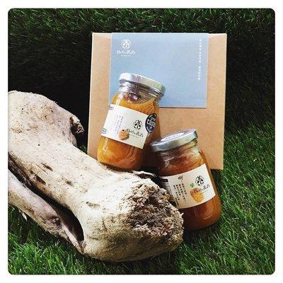 【挑剔嚴選】格外農品 企業贈禮 雙入果茶醬禮盒(青皮椪柑組合)For 2 Jam Per Gift Box椪柑+鳳梨