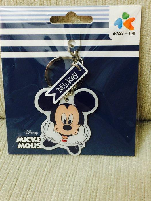天使熊雜貨小舖~迪士尼系列~Mickey(Enjoy)&Minnie(Sweet)  造型一卡通 非icash 悠遊卡