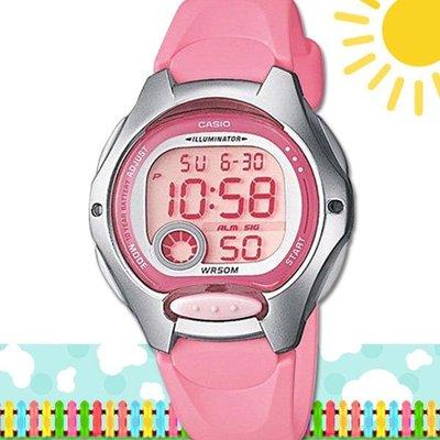 CASIO 時計屋 卡西歐手錶 LW-200-4B 數字錶 兒童錶 球面玻璃 保固 附發票 附發票
