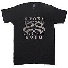 【三分之二】STONE SOUR Back Wards  //復古潮流/Tee