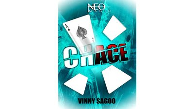 【天天魔法】【S1299】正宗原廠~追逐的ACE~CHACE by Vinny Sagoo