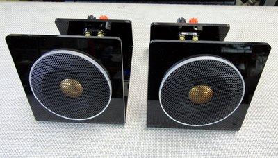 英國 MONITOR AUDIO 招牌 黃金高音 超高音 (含壓克力展示架 單體1對) 優惠 免運費