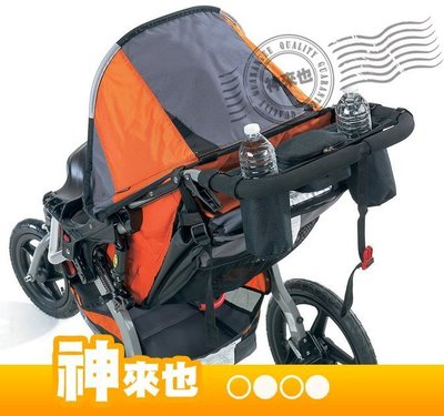 大容量 嬰兒推車 奶瓶/水壺/奶嘴/手機/尿布 收納袋/收納掛袋/置物袋 嬰兒車【神來也】