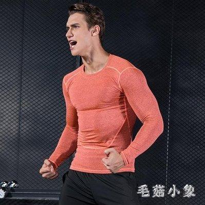 ZIHOPE 中大尺碼籃球服運動緊身衣健身跑步長袖透氣彈力健身衣訓練服ZI812