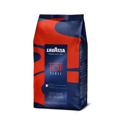 ~*品味人生*~ 義大利 LAVAZZA TOP CLASS 咖啡豆1kg 中烘培
