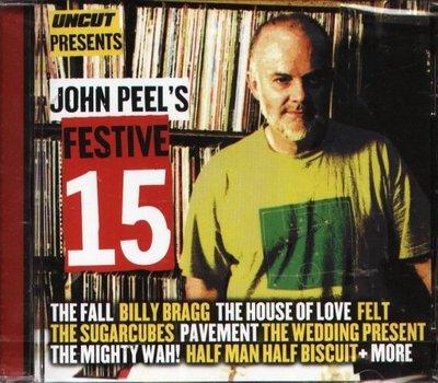 八八 - JOHN PEEL'S FESTIVE 15 - NEW
