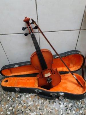 小提琴(適用年齡,11-12歲)