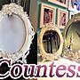 Countess宮廷歐式鏡子- 大號賣場 相框桌鏡立...