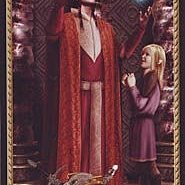 【預馨緣塔羅鋪】現貨正版森之精靈塔羅牌Tarot of The Elves(全新78張)