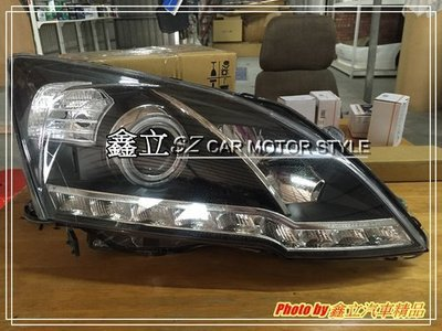 ※ 鑫立汽車精品 ※ 特價(拆賣品) CRV 3代 3.5代 07-11 左邊R8魚眼大燈 另有全新品整組販售