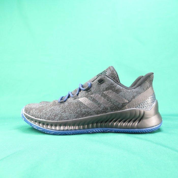 【iSport愛運動】 adidas HARDEN B/E X 籃球鞋 F97250 男款 大尺碼 黑x藍