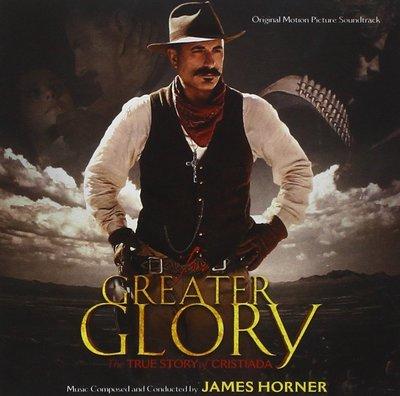 """""""更大的輝煌 For Greater Glory""""- James Horner,全新美版,83"""