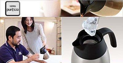 @欣欣舖子日本初売リ特價@日本膳魔師(THERMOS)最新 ECD-1000 美式咖啡機(專用保溫壺)