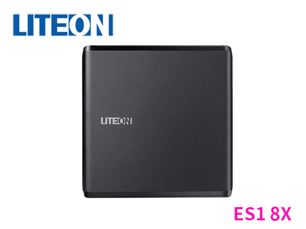「Sorry」LITEON 建興 ES1 8X 最輕薄 外接式 DVD 燒錄機 M-DISC