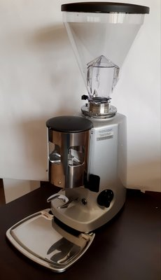 義大利 MAZZER Super Jolly 銀色