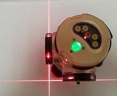 【宏盛測量儀器】萊賽LAISAI CFW-M1墨線儀/水平儀/電子式/三倍紅光4V4H磨積貼牆8mm=S80