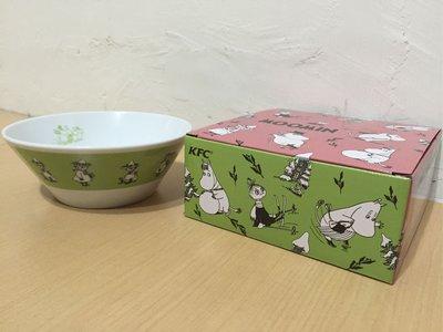 日本肯德基 嚕嚕米聯名 碗
