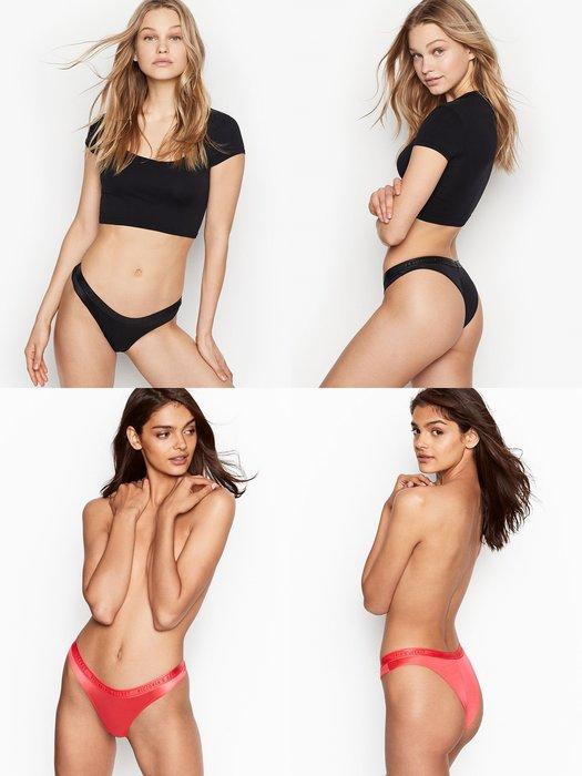 【iBuy瘋美國】全新正品 Victoria's Secret 維多利亞的秘密 巴西式滑面綢緞款性感三角褲 XS~M