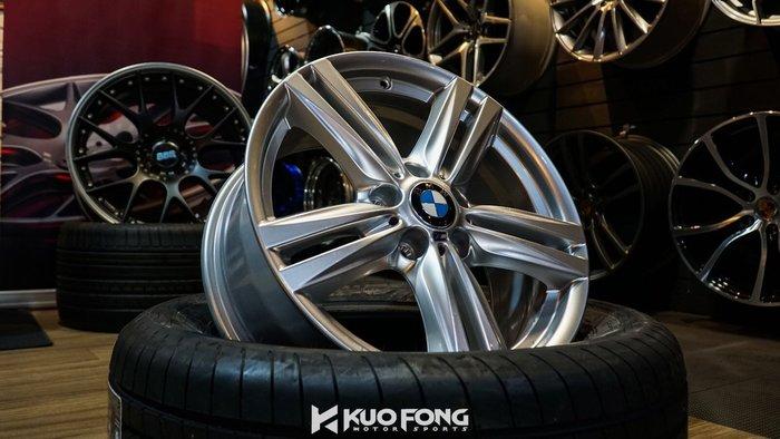 國豐動力 BMW M款 F20 F22 E87 E82 STY386M 原廠全新鋁圈 18吋 前後配 7.5/8J ET45/52 現貨供應 特價出清 單價價格