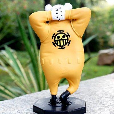 海賊王 強襲攻擊 培波熊 暴走 功夫貝波熊 BEPO 功夫熊貓 GK 18公分 海賊航海王 手辦 特拉法爾加羅 動漫模型   #下丸子雜貨鋪#sad464