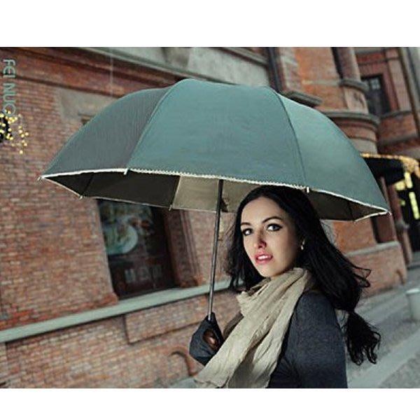 5Cgo【鴿樓】會員有優惠 19082551392晴雨傘折疊傘 太陽傘 防紫外線50 遮陽傘 超強防曬黑膠 防曬傘