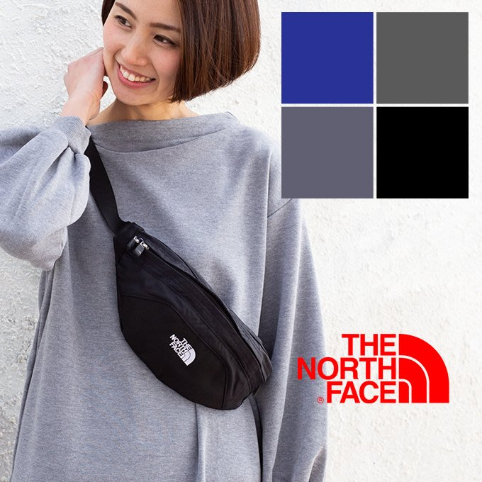 XinmOOn THE NORTH FACE Granule Waist Bag NM71905 北臉 腰包 側背包