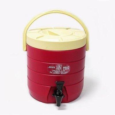 一鑫餐具【牛88 PU發泡保溫茶桶 13公升/ JH310-13L】飲料桶冰捅紅茶桶保冰桶儲冰桶非牛88