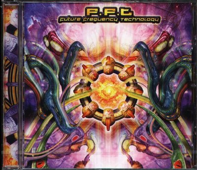 K - F.T.F. FTF - FUTURE FREQUENCY TECHNOLOGY - 日版 - NEW