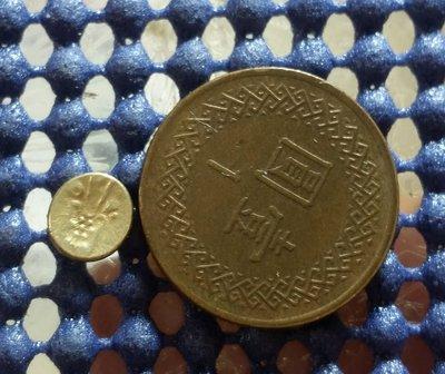 (泉鑒齋)A78 18世紀印度小金幣