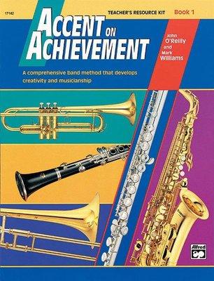 【599免運費】Accent on Achievement Book 1【Teacher's Resource Kit】